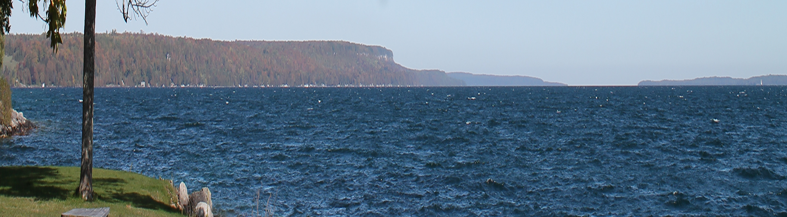 Photo of Wiarton waterfront
